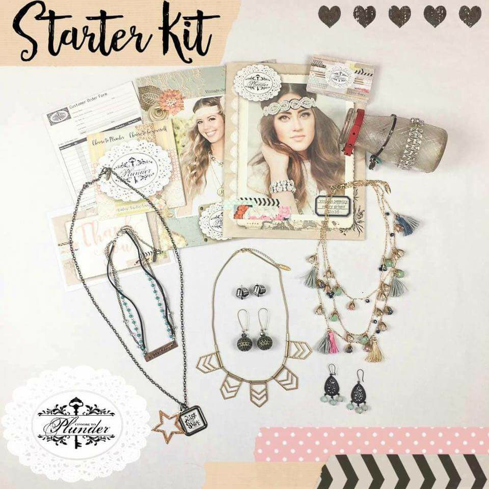Plunder Design Jewelry Starter Kit...want To Know More